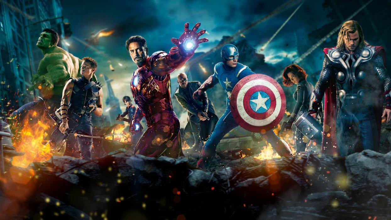 Los mejores juegos de marvel avengers los vengadores - Descargar imagenes de los vengadores ...