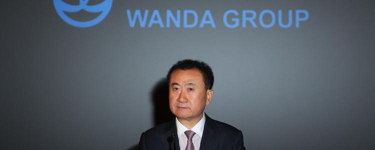 Wanda Group compra cinesa
