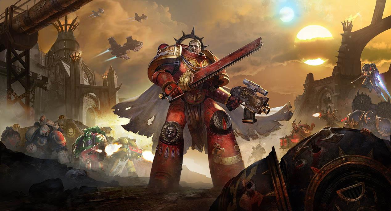 Reportaje Warhammer 40.000 Eternal Crusade