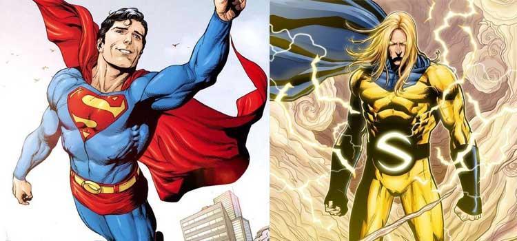 11 Superhéroes similares de DC y Marvel - II