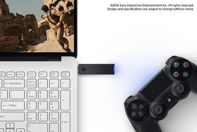 Adaptador USB PS4
