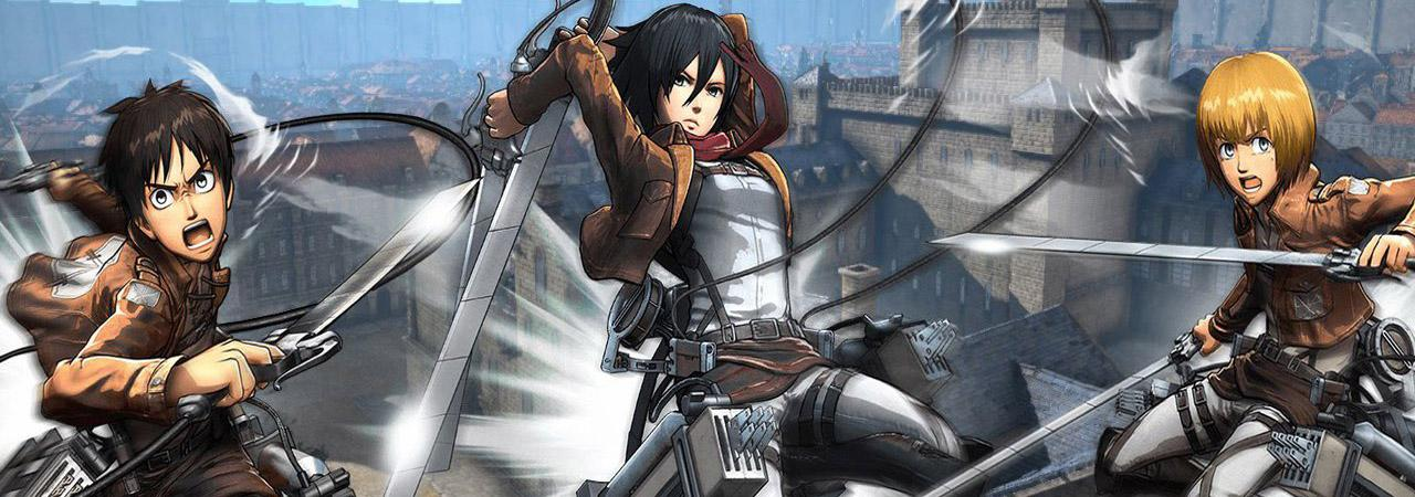 Análisis Attack on Titans Wings of Freedom