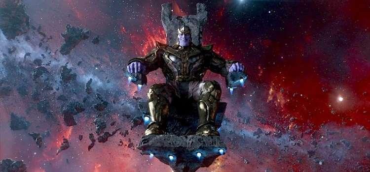 Los Vengadores 3, Marvel, Thanos