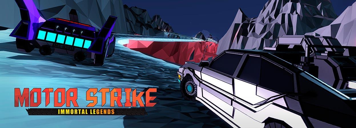 Beta de Motor Strike tutoriales