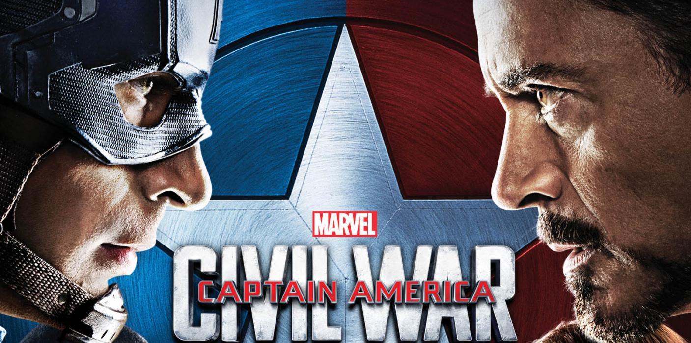 Civil War Blu Ray