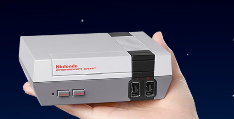 Nintendo Classic Mini Nes Podra Simular Televisores De Estilo Retro