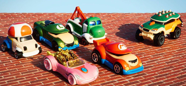 Super Mario Bros. de Hot Wheels.