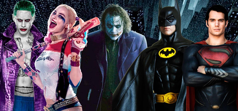 DC Comics Warner Superhéroes