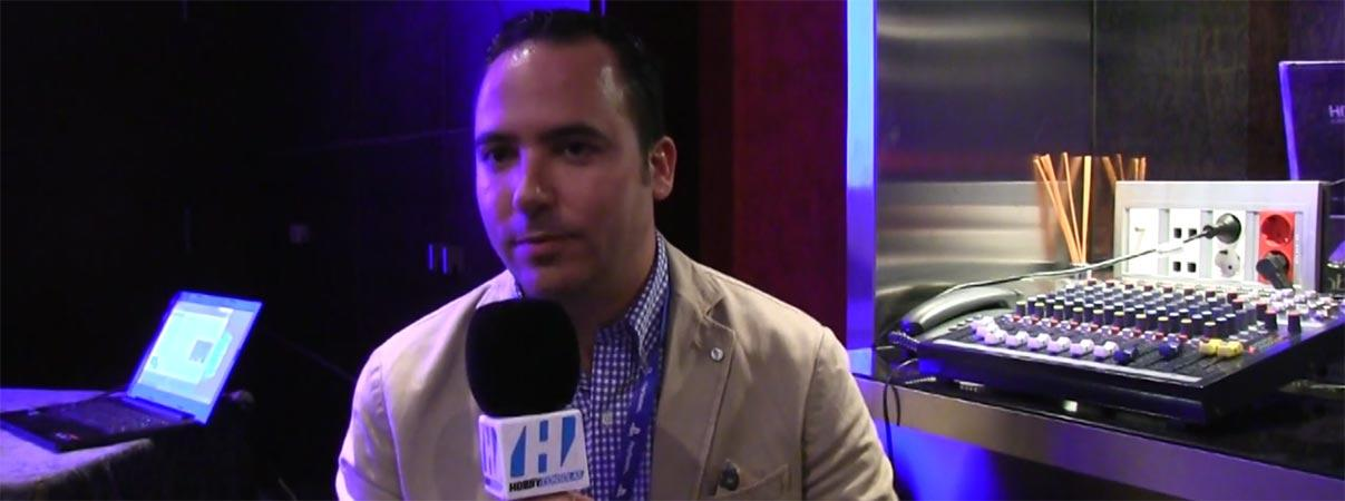 Entrevista a Roberto yeste en Gamelab