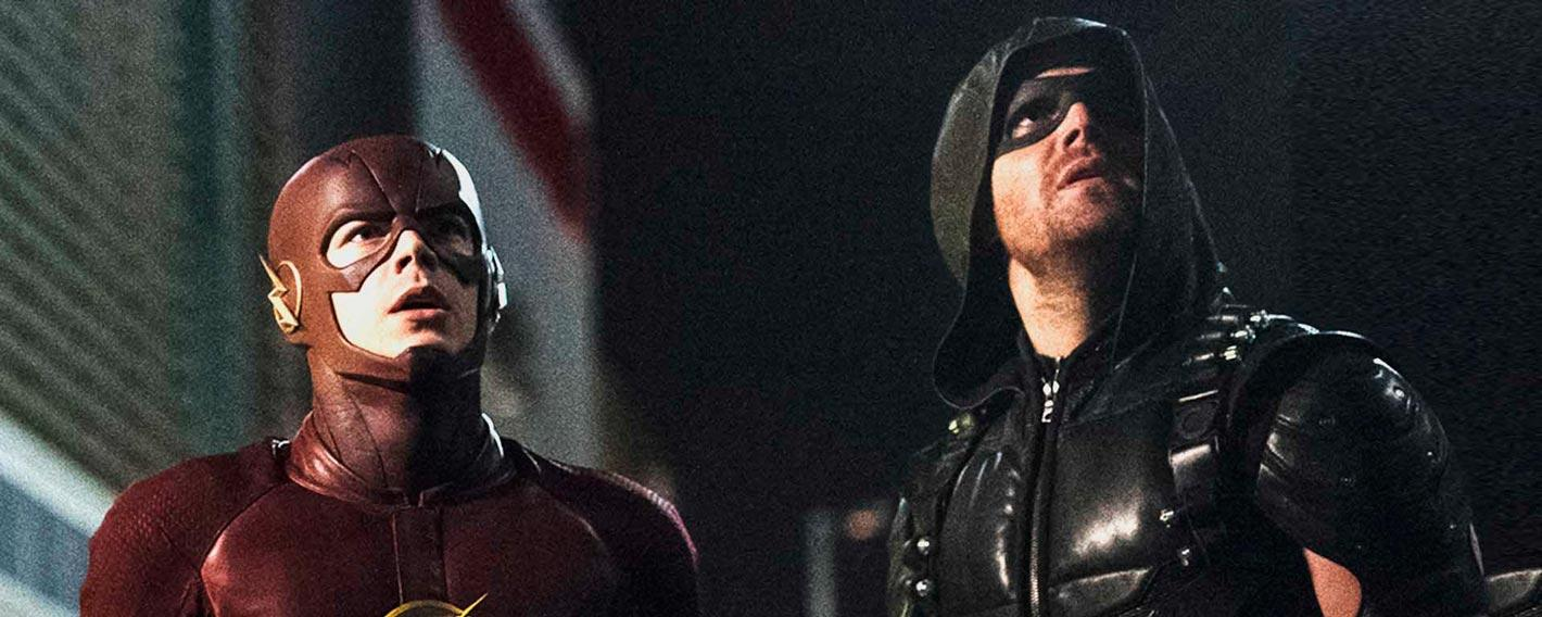 flashpoint arrow