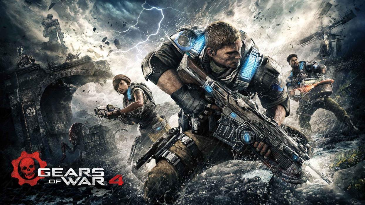 Gears of War 4 - Cabecera