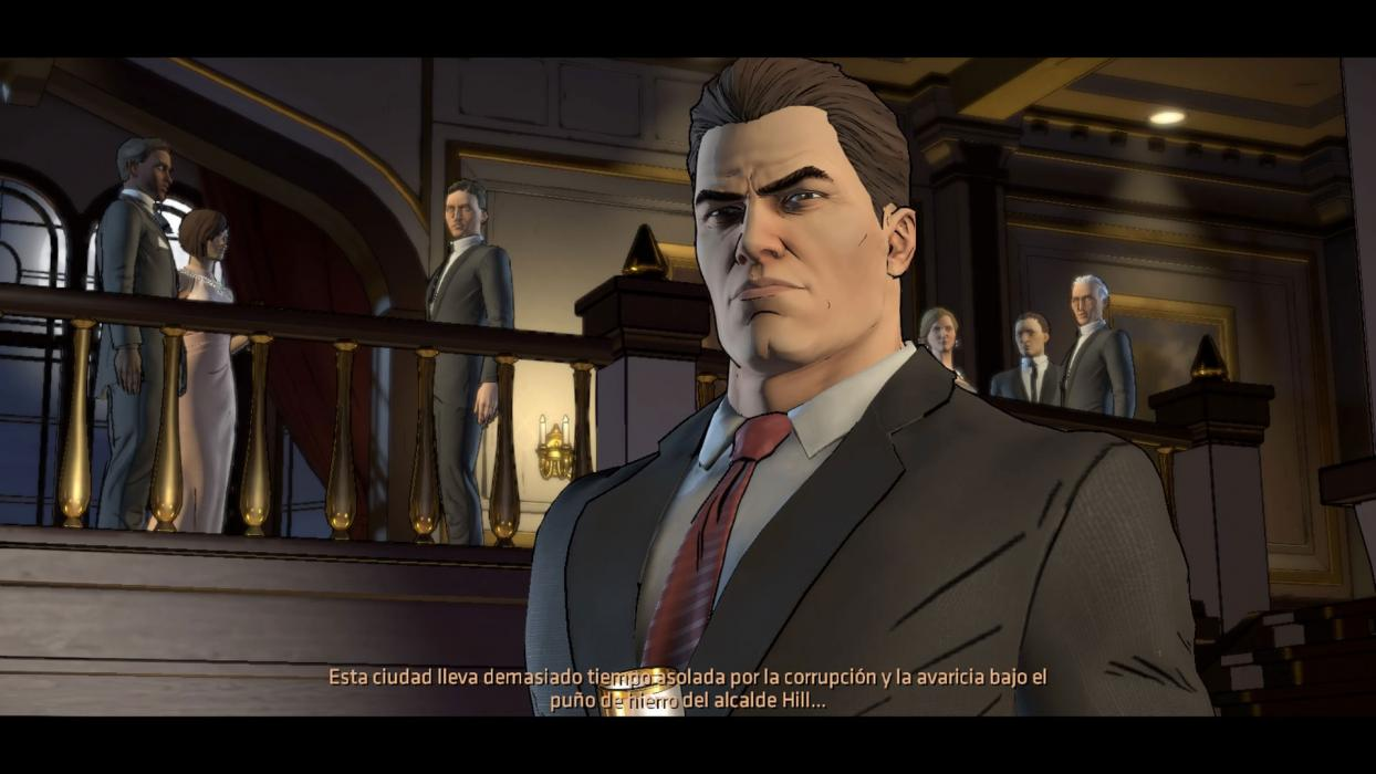Batman: The Telltale Games