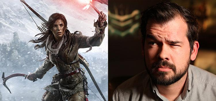 Ian Milham en Tomb Raider