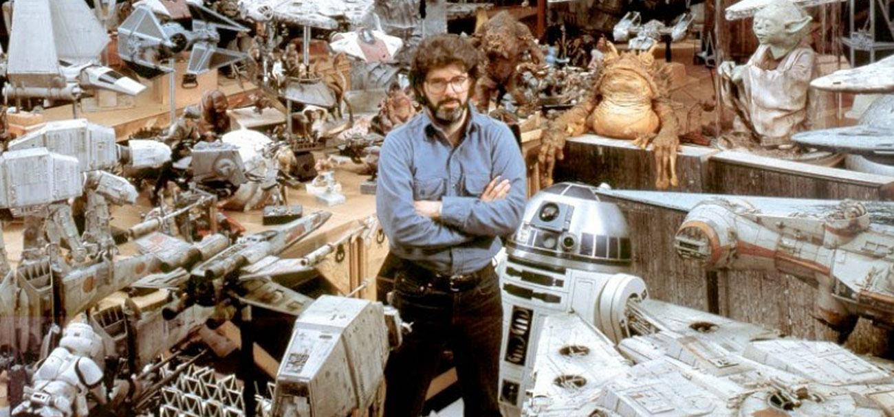 George Lucas Industrial Light and Magic Archive