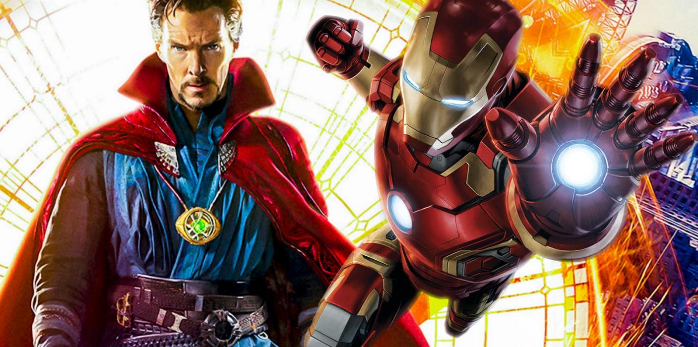Doctor Extraño Tony Stark