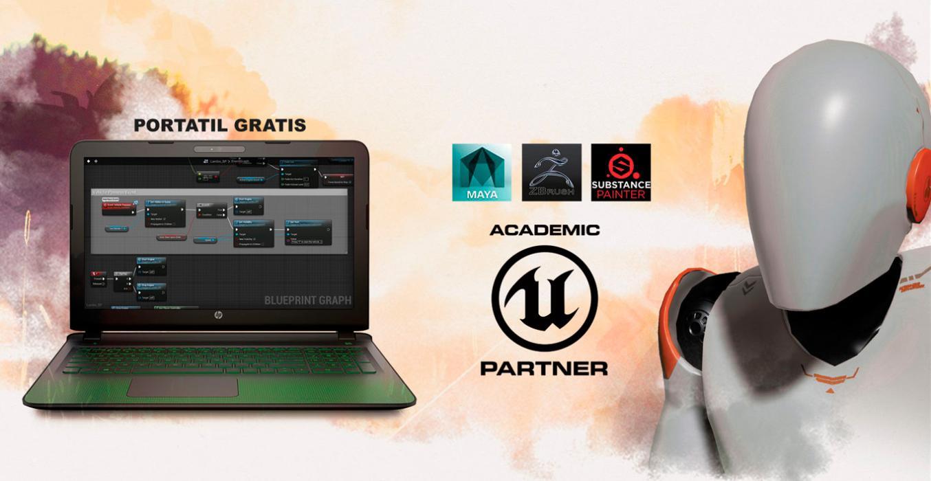Master Desarrollo Videojuegos (UAH)