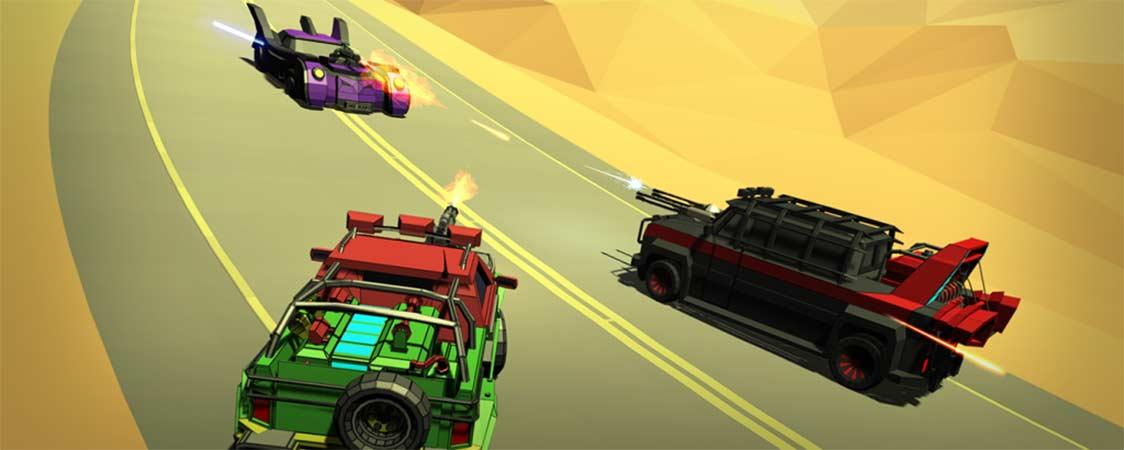 Motor Strike: Immortal Legends está en PlayStarter