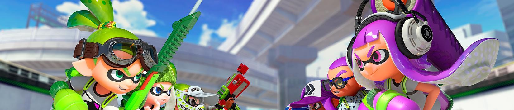 Nintendo y ESL - Splatoon
