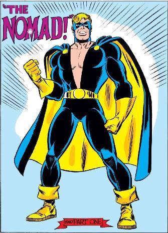 Versiones del Capitán América