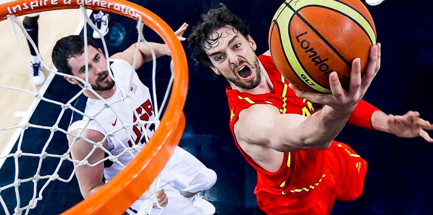España Estados Unidos Baloncesto
