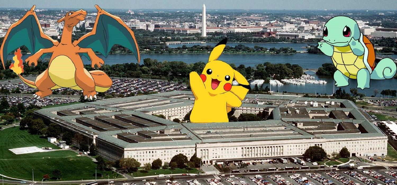 Pokémon GO - Pentágono