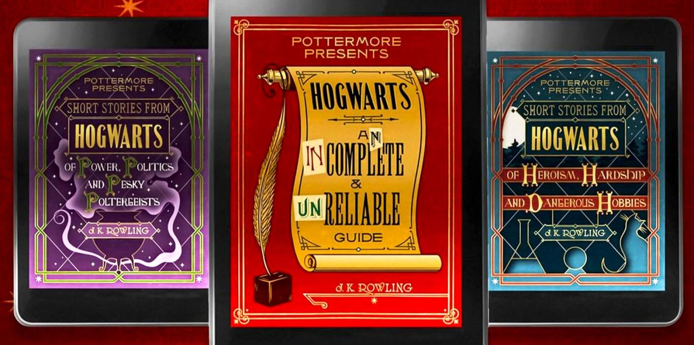 Harry Potter libros