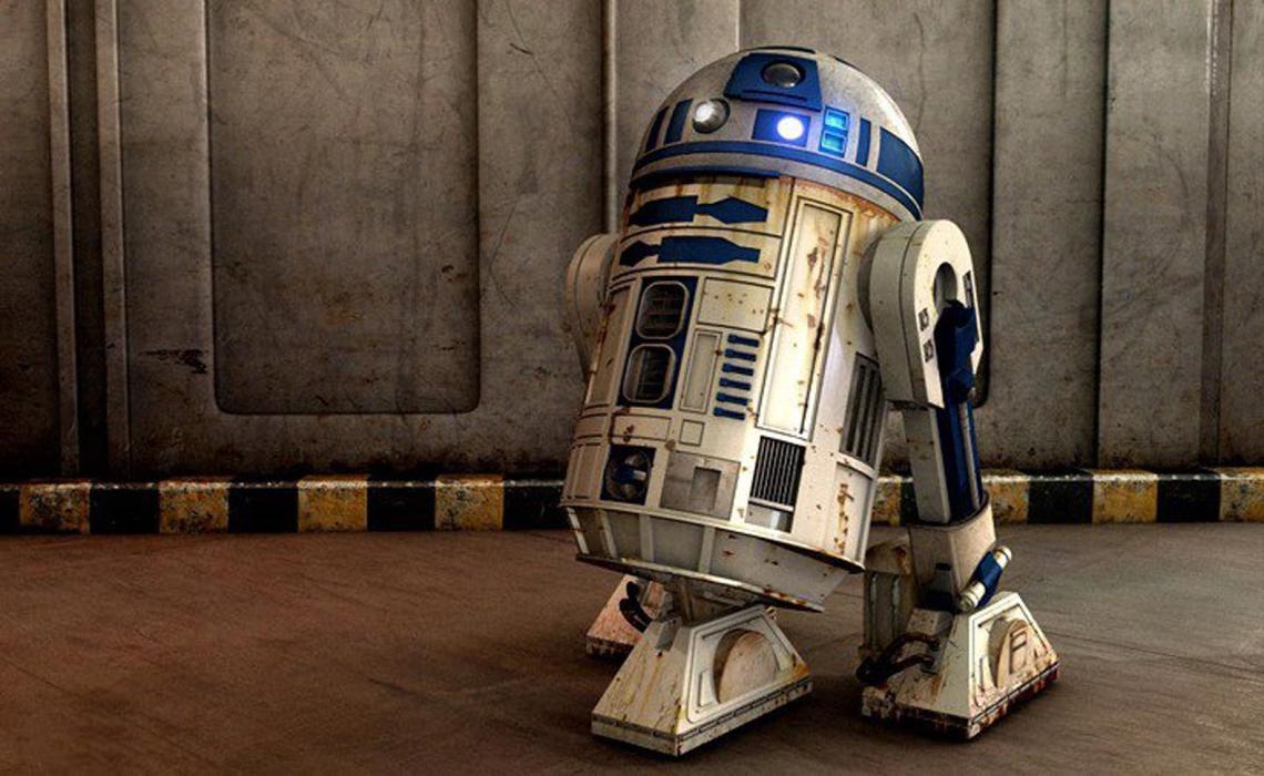 R2 - D2