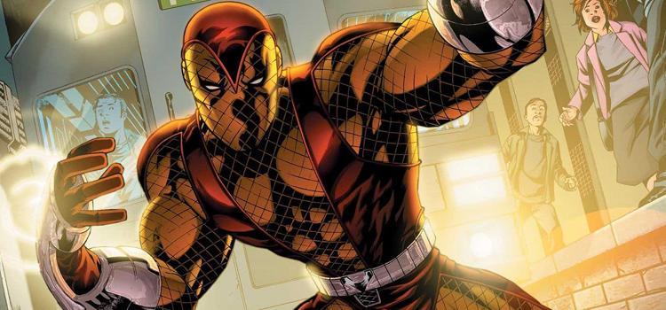 Herman Schultz, Spider-Man, Bokeem Woodbine