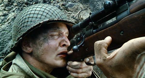 Sniper Segunda Guerra Mundial
