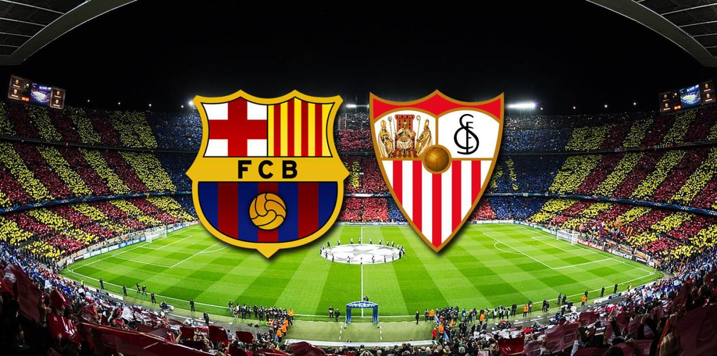 Barcelona Sevilla