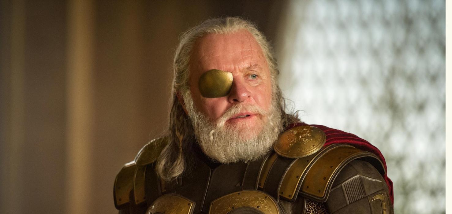 Thor: Ragnarok - Odín