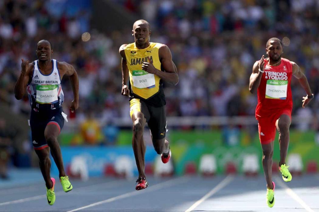 Usain Bolt - Olimpiadas Rio de Janeiro 2016