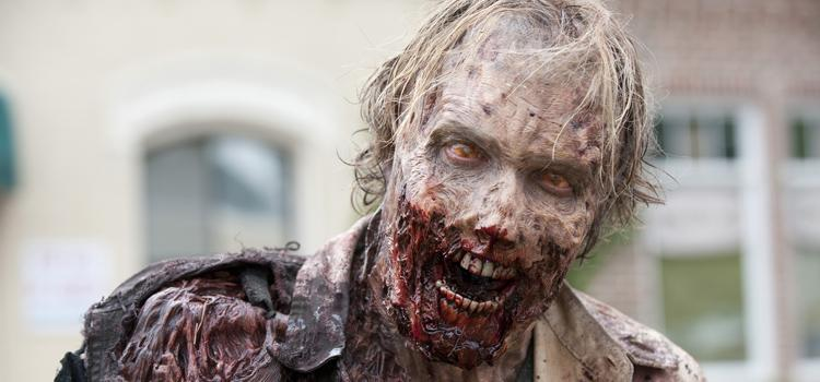 Zombies, terror, Fox