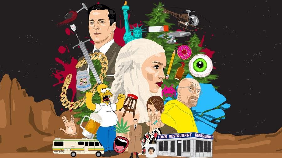 Las 100 mejores series de TV según la revista Rolling Stone