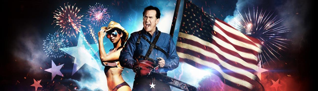 Ash vs Evil Dead - temporada 2 - Ash for president