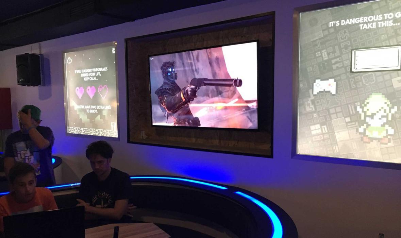 Bar de videojuegos Oh My Game