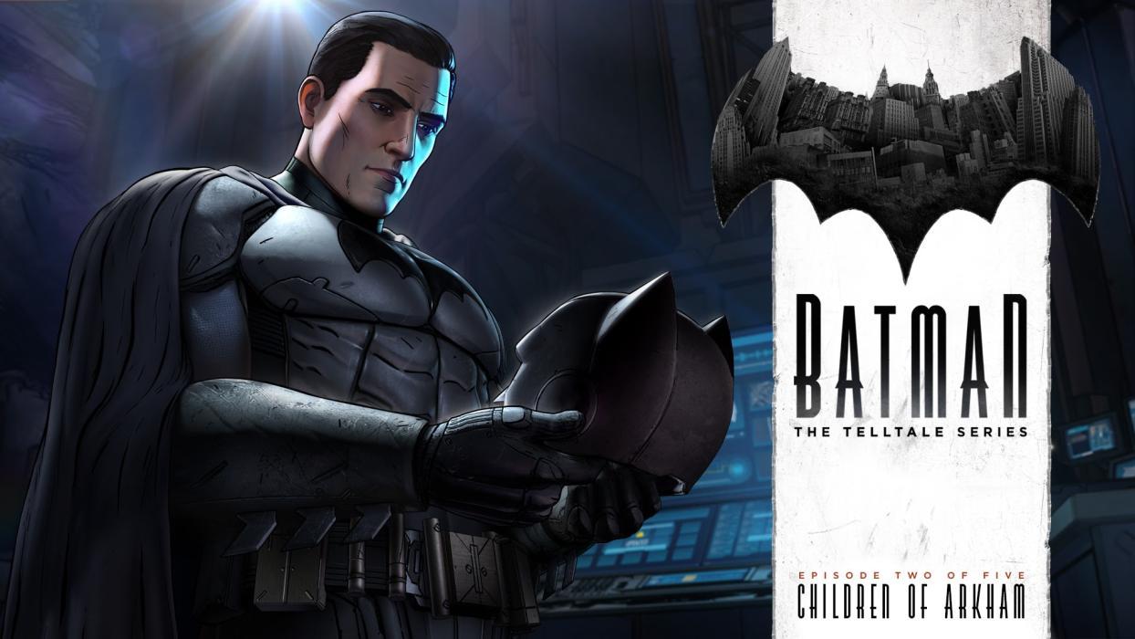 Batman The Telltale Series - Episode 2