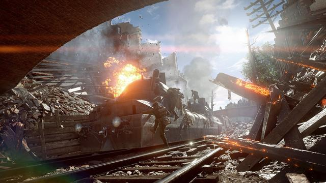 Battlefield 1 - Amiens