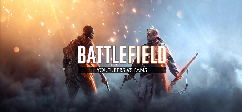 Battlefield 1 Youtubers