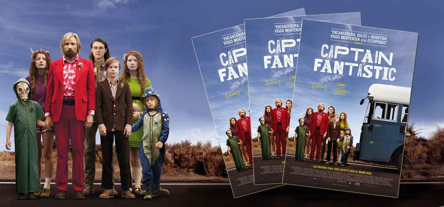 Concurso Captain Fantastic
