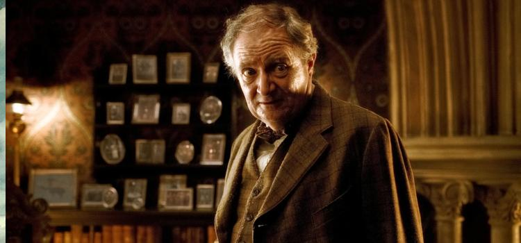 Harry Potter, Jim Broadbent