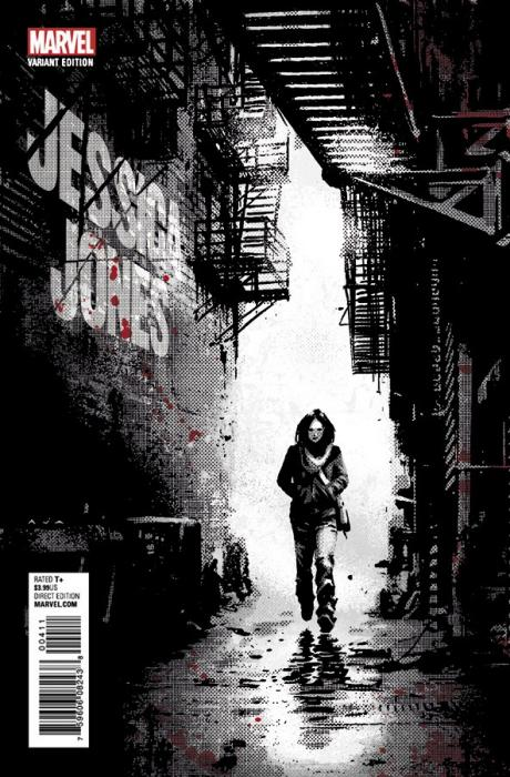 Comic Jessica Jones Marvel NOW