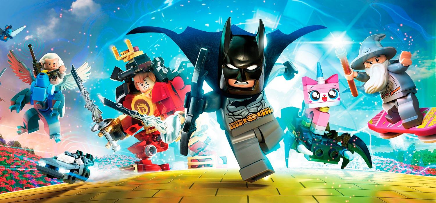 Analisis De Lego Dimensions Para Ps4 Ps3 Xbox One 360 Y Wii U