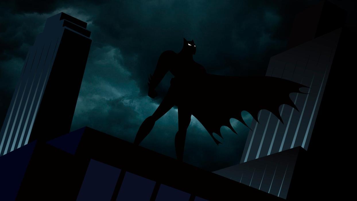 La Liga de la Justicia - Traje Batman