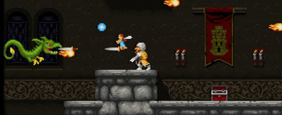Maldita Castilla EX Locomalito PC Steam Greenlight Abylight
