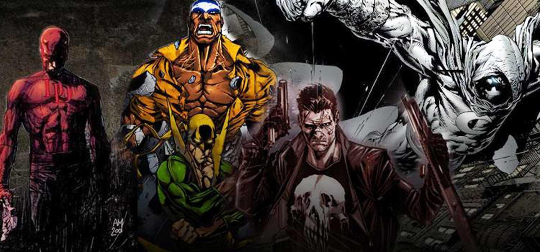 Marvel Comics: Sus 17 héroes urbanos más importantes