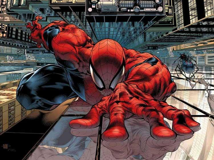 1. Spider-man