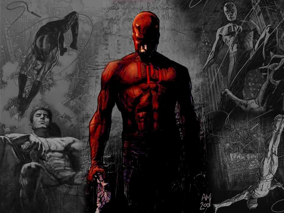 2. Daredevil