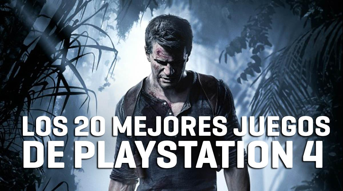 Mejores juegos PlayStation 4