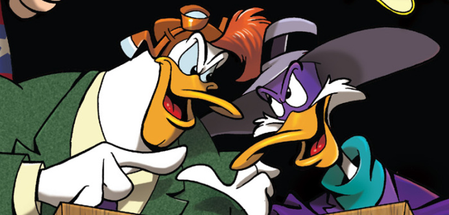 Pato Darkwing no estará en Patoaventuras